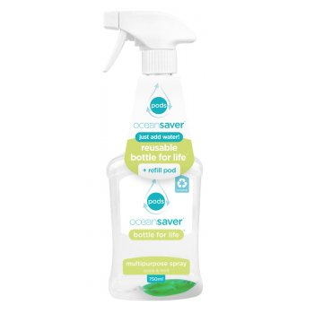 Ocean Saver Bottle for Life Multi-Purpose Cleaner Starter Pack