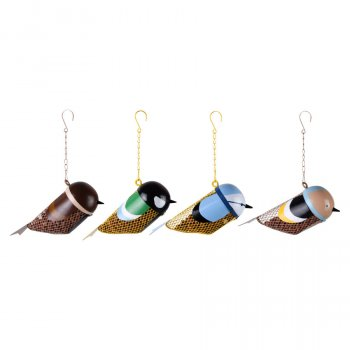 Bird Shape Nut Feeder