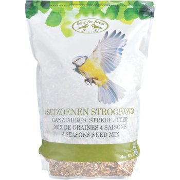 Four Seasons Feed Mix - 4kg