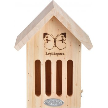 Wooden Butterfly House