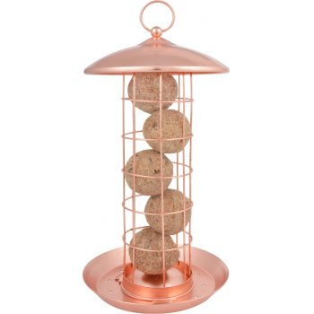 Copper Suet Ball Feeder