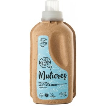 Mulieres Natural Organic Multi Cleaner - Pure Unscented - 1L