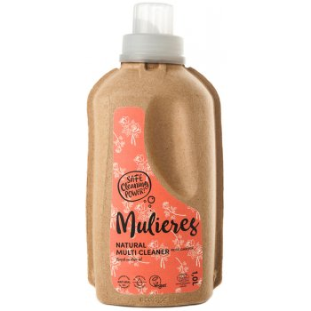 Mulieres Natural Organic Multi Cleaner - Rose Garden - 1L
