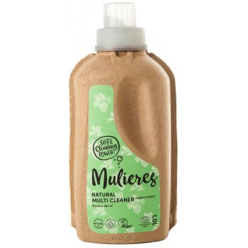 Mulieres Natural Organic Multi Cleaner - Nordic Pine - 1L