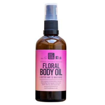 Our Tiny Bees Floral Body Oil - 100ml
