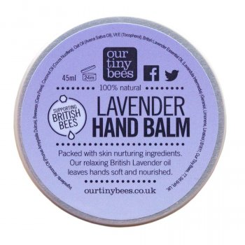 Our Tiny Bees Lavender Hand Balm - 45g