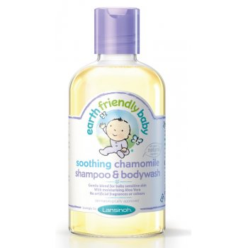 Earth Friendly Baby Organic Shampoo / Bodywash - Chamomile - 251ml