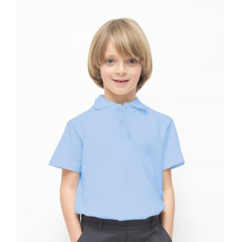 Organic Polo Shirt - 11yrs