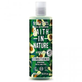 Faith in Nature Avocado Conditioner - 400ml