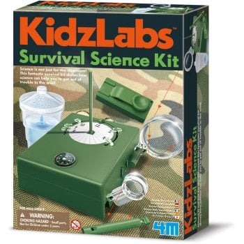 Kidz Labs Survival Science Kit