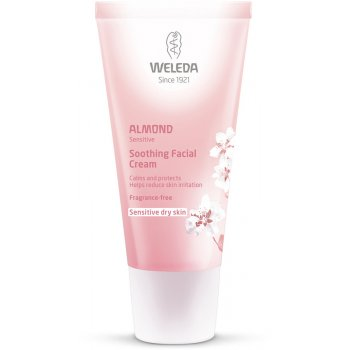 Weleda Almond Soothing Facial Cream - 30ml