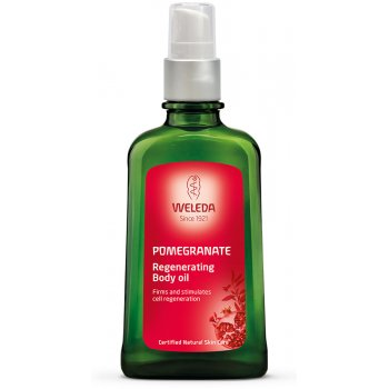 Weleda Pomegranate Body Oil - 100ml