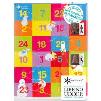 Montezumas Like No Udder Advent Calendar - 144g