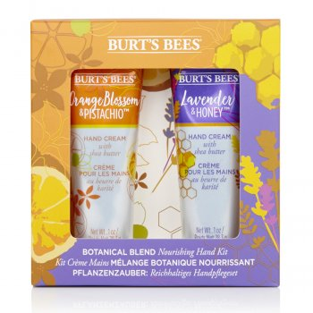 Burts Bees Hand Cream Duo Gift Set