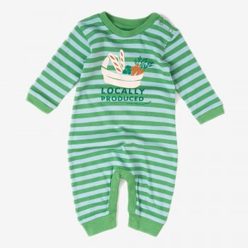 Little Green Radicals Locally Produced Babygrow