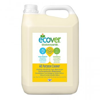 Ecover All Purpose Cleaner - Lemongrass & Ginger - 5L
