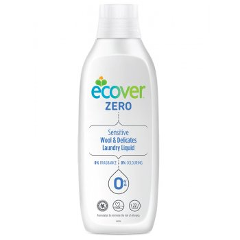 Ecover Zero Sensitive Delicates Laundry Liquid - 1L - 22 Washes