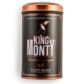 King Monty Sunny Orange Vegan Chocolate Sticks - 130g