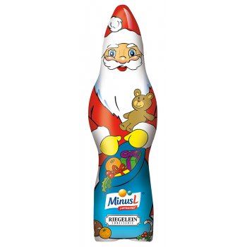 Riegelein Chocolate Santa Clause - 75g