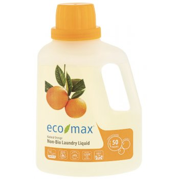 Eco-Max Non-Bio Laundry Detergent - Natural Orange - 1.5L - 50 Washes