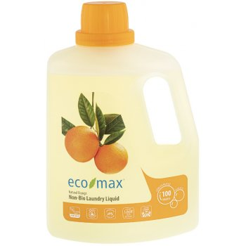 Eco-Max Non-Bio Laundry Detergent - Natural Orange - 3L - 100 Washes