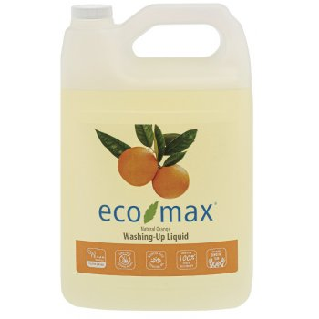 Eco-Max Washing-Up Liquid - Orange Blossom - 4L