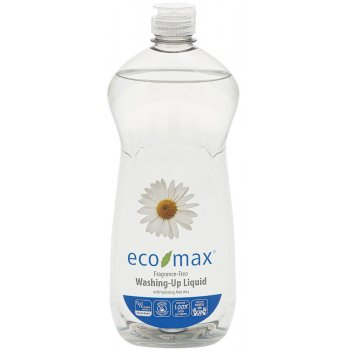 Eco-Max Washing-Up Liquid - Frangrance Free - 740ml
