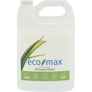 Eco-Max All Purpose Cleaner - Lemongrass - 4L