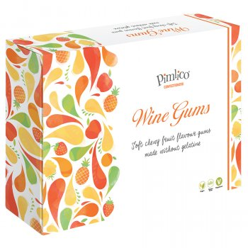 Pimlico Vegan Wine Gum Gift Box - 200g