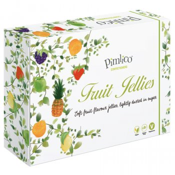 Pimlico Vegan Fruit Jelly Gift Box - 200g