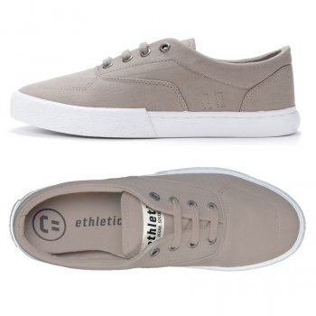 Ethletic Fairtrade Randall Sneaker - Frozen Olive