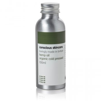Conscious Skincare Hemp Oil - 100ml