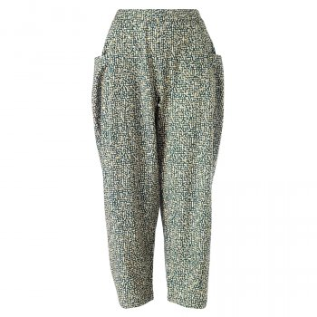 Nomads Pine Cobble Crop Trousers