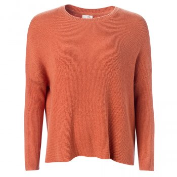Thought Coral Kate Oversized Jumper