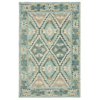 Ashoka Hand Tufted Indian Wool Rug - 150 x 225cm