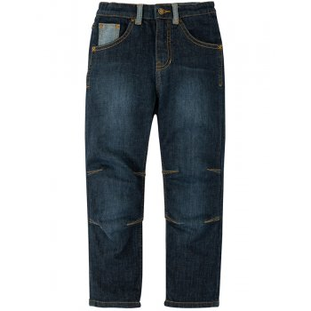 Frugi Dark Wash Denim Jimmy Jeans