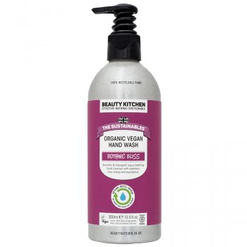 Beauty Kitchen The Sustainables Botanic Bliss Organic Vegan Hand Wash - 300ml