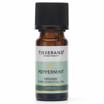 Tisserand Organic Peppermint Essential Oil - 9ml