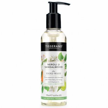 Tisserand Neroli & Sandalwood Hand Wash - 195ml