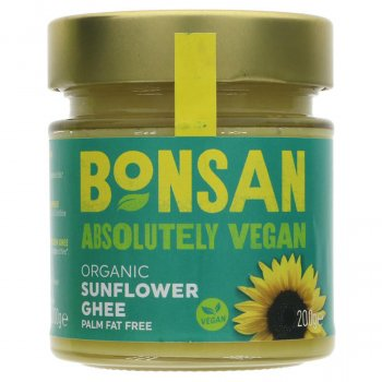 Bonsan Organic Sunflower Ghee - 200g