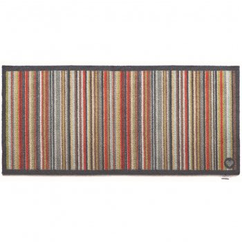Multi Stripe Runner - 65 x 150cm
