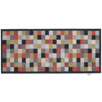 Multi Check Runner - 65 x 150cm