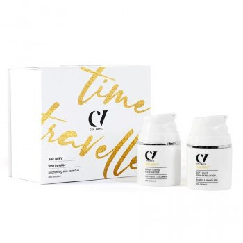 Green People Age Defy  by Cha Vøhtz Time Traveller Gift Set
