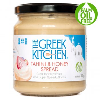 The Greek Kitchen Tahini & Honey Spread - 300g
