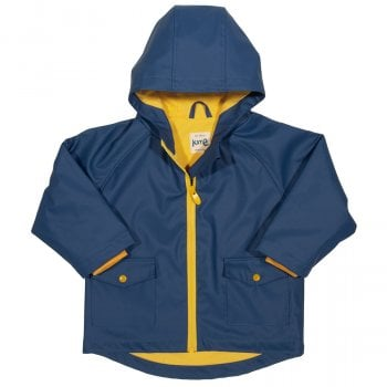 Kite Blue Splash Coat