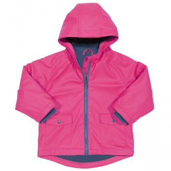 Kite Pink Splash Coat
