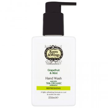 Roots & Wings Grapefruit & Mint Hand Wash - 250ml