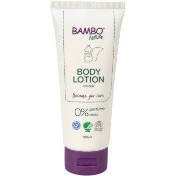 Bambo Nature Body Lotion - 100ml