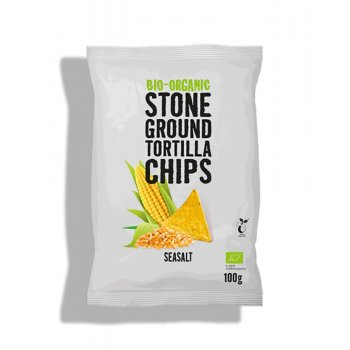 Trafo Stone Ground Natural Tortilla Chips - 100g