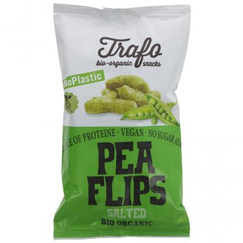 Trafo Salted Chickpea Flips - 75g